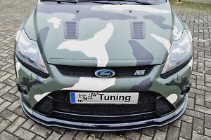 Sonderaktion-Spoilerschwert-Frontspoiler-ABS-fuer-Ford-Focus-2-RS-DA3-mit-ABE
