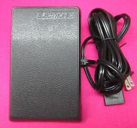 Singer Sewing Machine Foot Controller Pedal & Power Cord 001251409 Or 359102-001