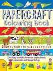 Papercraft Colouring Book by Clare Beaton (Paperback, 2014)