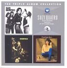Triple Album Collection * by Suzi Quatro (CD, Jun-2015)