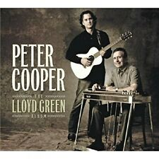 Peter Cooper-The Lloyd Green ALBUM CD NUOVO