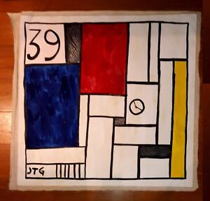JOAQUIN-TORRES-GARCIA-40-x-40-OIL-ON-CANVAS-PAINTING