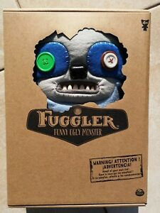 Fuggler-Sickening-Sloth-Light-Blue-12-Inch-Collectable-Soft-Toy-New-Boxed