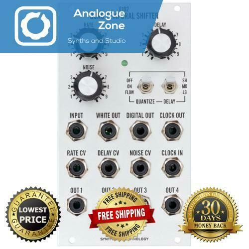 Synthesis Technology - E102 Quad Temporal Shifter NEW