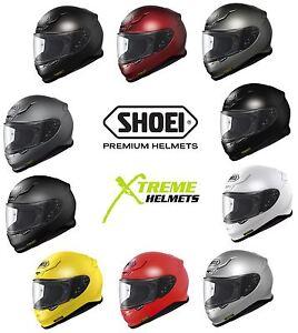Shoei RF-1200 Helmet Noise Reduction Lightweight DOT SNELL M2015 XS-2XL