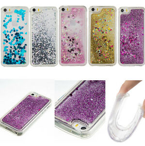 Glitter-Liquid-Sparkly-Bling-TPU-Phone-Case-Cover-For-iPhone-7-Samsung-Huawei-LG