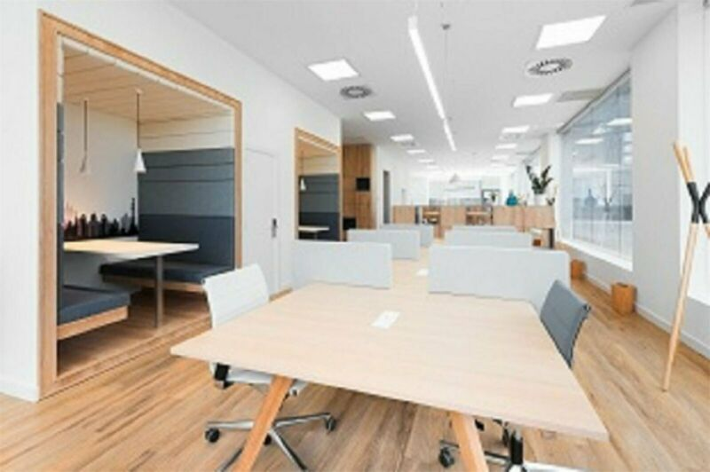 Modern furnished Co-working office space at Pharos House