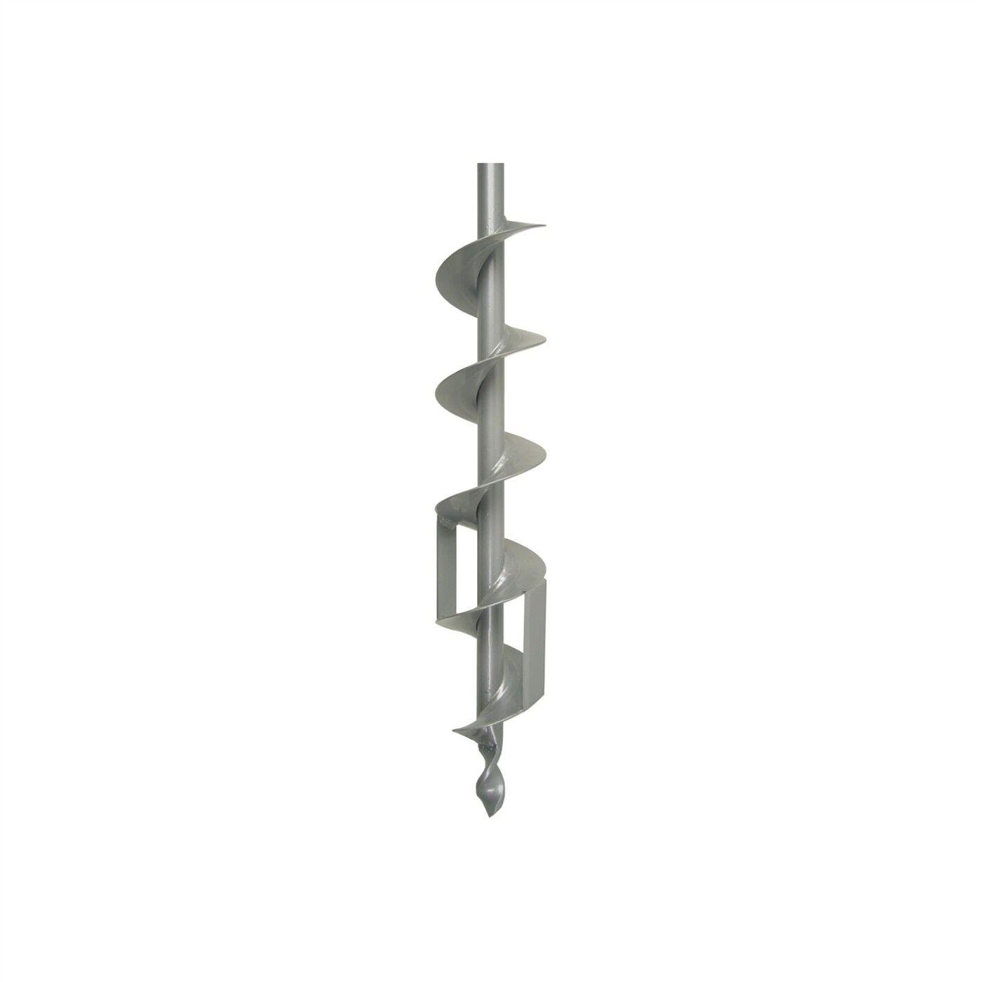Erdbohrer 9cm Länge 106cm Zaunbau Weidezaun Pfähle Elektrozaun Handbohrer Handbohrer Handbohrer | Niedrige Kosten  | Authentische Garantie  c88f3a