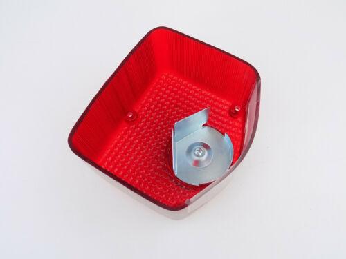 Feu Arrière Verre Rücklichtglas HONDA CB 250 400 Xl 250 500
