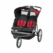 Double Jogging Stroller Expedition by Baby Trend Centennial