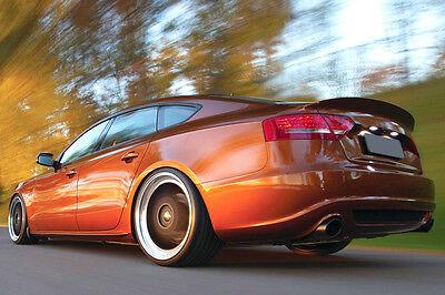Audi A5 S5 RS5 Coupé Cabriolet Becquet Aileron Spoiler Lame De Coffre Sport
