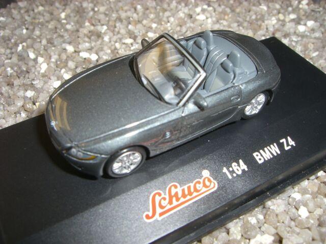BMW Z 4 Gris MET. Schuco edición 1:64