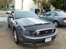 Ford Mustang GT 2013 2014 Car Hood Mask/Bonnet Bra