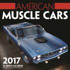 American Muscle Cars Wall Calendar