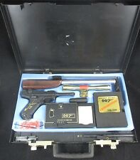 Vtg 1965 James Bond 007 Secret Agent Brief Case Spy Kit Toy Multiple Products