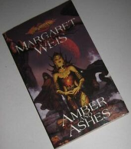 Amber-and-Ashes-Dragonlance-Margaret-Weis
