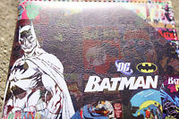 Batman Shadow Of The Bat Wallet Bi Fold Us Seller Cosplay Comic Con Cool Gift
