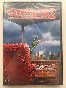 Gremlins 2, La Nouvelle Génération DVD NEUF SOUS BLISTER