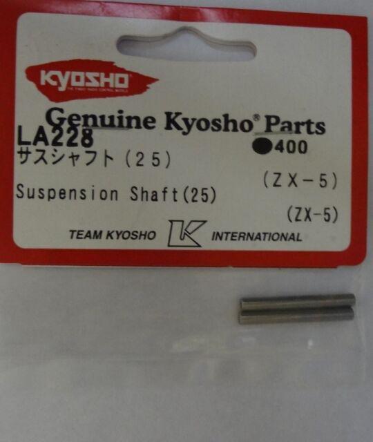 Kyosho LA228 Suspension Shaft (25) (ZX-5)
