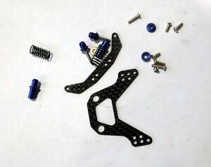 Conjunto suspension lateral para MiniZ MR-02 (RM) marca TRP MR006
