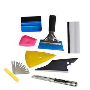 Universal 8x Squeegee Car Window Tinting Film Wrapping