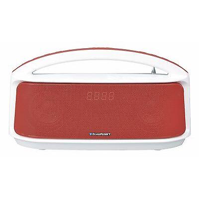 BLAUPUNKT BT 55e RD Stereo Bluetooth Boombox, Lautsprecher, UKW Radio, MP3 Link
