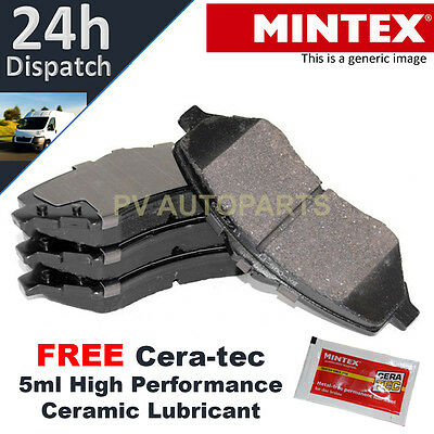 Front Brake Pads For Nissan Pathfinder 2.5 dCi 4WD 2.5 dCi 4.0 4WD