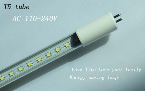 8x 12W 3FT T5 Led G5 Fluorescent Replacement Tube Light Bulb AC 110-277V 849mm