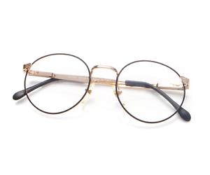 Vintage-Hilton-Special-7-C2-Panto-Unisex-Eyeglasses-Optical-Frame-Lunettes-Glass