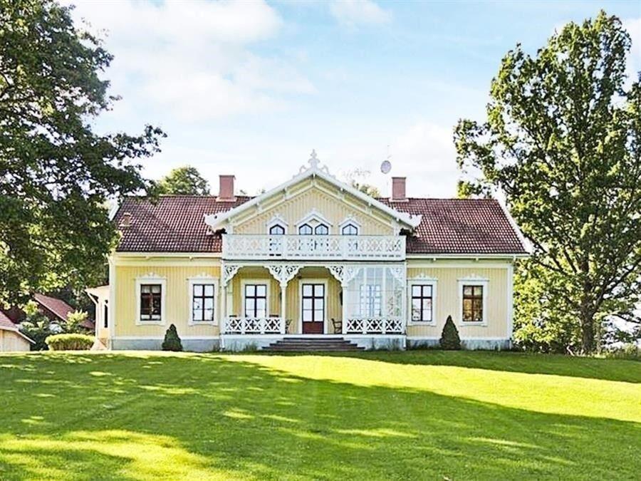 Sommerhus, Regioner:, Hallsberg Ö
