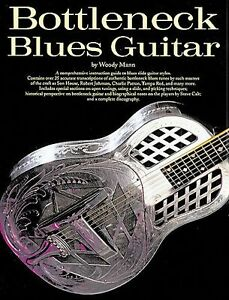 Bottleneck-Blues-Guitar-Learn-to-Play-Slide-Style-Jazz-Lesson-TAB-Music-Book