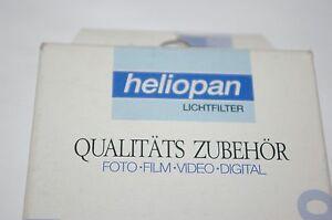 NEW GENUINE ORIGINAL HELIOPAN 35.5mm Light Yellow Filter 735502