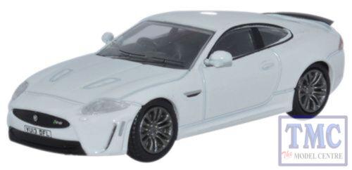 76XKR003 Oxford Diecast 1:76 Scale OO Gauge Jaguar XKR-S 2 Door Coupe