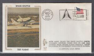 USA-klasse-Beleg-1979-Space-Shuttle-Test-Flight-Official-I-A-S-P