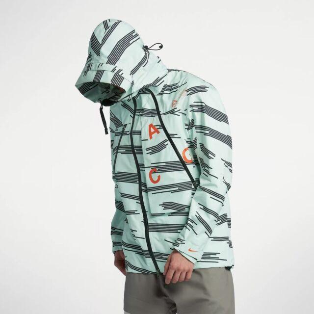 Objetor Por adelantado ozono  Nike NikeLab ACG Alpine Jacket Barely Green 924075-372 Size XL for ...