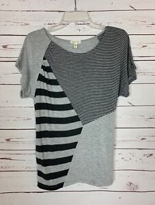 Silence + Noise Urban Outfitters Women's XS Extra Small Gray Spring Summer Top