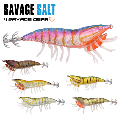 Savage Gear 3D TPE Swim Squid 188mm 63g