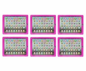 YPAD-Multimedia-Learning-Computer-Toy-Tool-for-Kids-Machine-Pink-Set-of-6