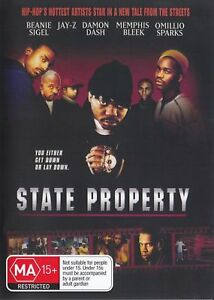 State-Property-Dvd-New-And-Sealed