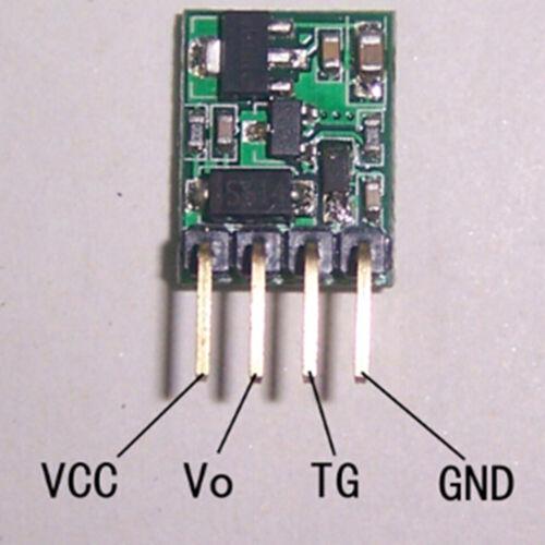 Bistable flip-flop latch switch circuit module button trigger power-off memD$.lq