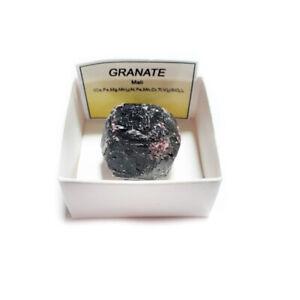 Piedra-Granate-Natural-en-Bruto-Mali-En-Cajita-De-coleccion-4x4-cm