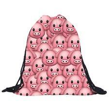 433c00e0a5e4 Ecogear EcoZoo Pig Backpacks - Pink | eBay