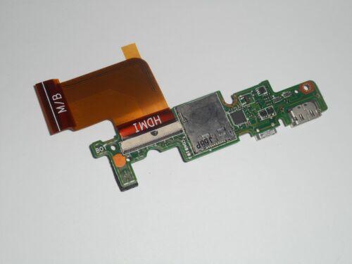 DELL VENUE 11 Pro 7130 7139 MICRO USB HDMI SIM BOARD+CABLE CHA01 0800-0ET4W00