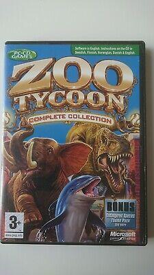 zoo tycoon spel