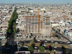 trimera mosaico urbano departamento en guadalajara centro