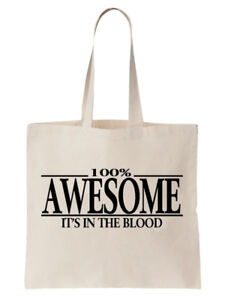 Awesome-Tote-Shoulder-Bag-Statement-Shopper-Birthday-Gift-Gift-Funny-Cool