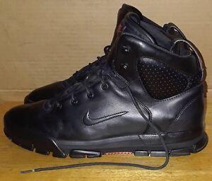 pretty nice bdfda 034bb Image is loading Nike-Air-Nevist-6-ACG-454402-002-Black-