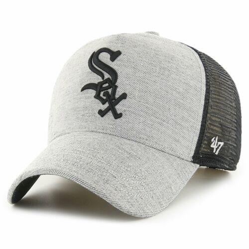 STORM CLOUD Chicago White Sox heather 47 Brand Trucker Cap