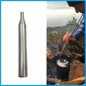 Make-fire Fire Blowing Tool Travel Collapsible Sports Emergency Hiking