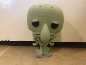SpongeBob-Squarepants-SQUIDWARD-Pop-Funko-Vinyl-Figure-27-NO-BOX